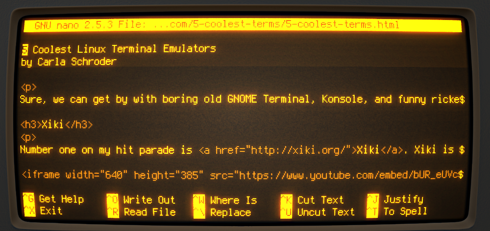 5 Coolest Linux Terminal Emulators - Linux com