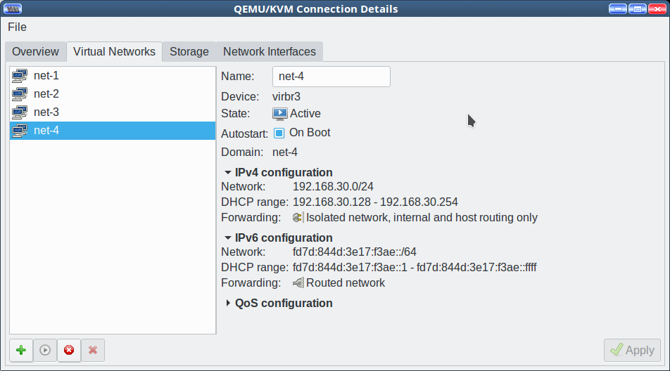 Testing IPv6 Networking in KVM: Part 2 - Linux com