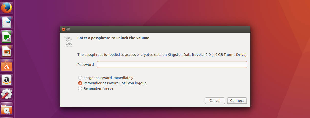 Easily Encrypt your Flash Drives with Linux - Linux com