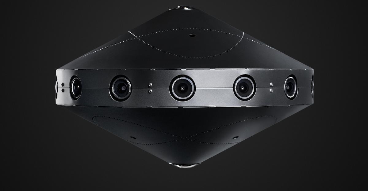 Facebook Open Sources 17-Camera Surround360 Rig with Ubuntu