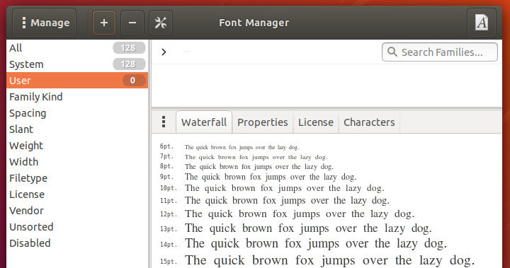 How to Manage Fonts in Linux - Linux com