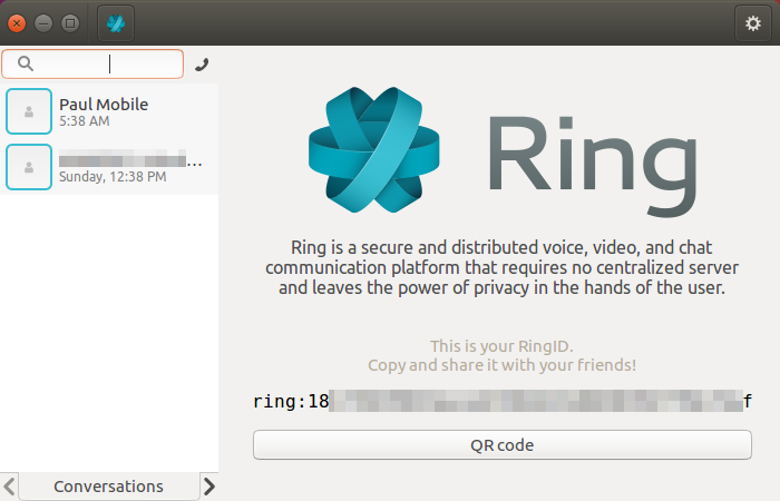 Why and How to Use Ring Instead of Skype on Linux - Linux com
