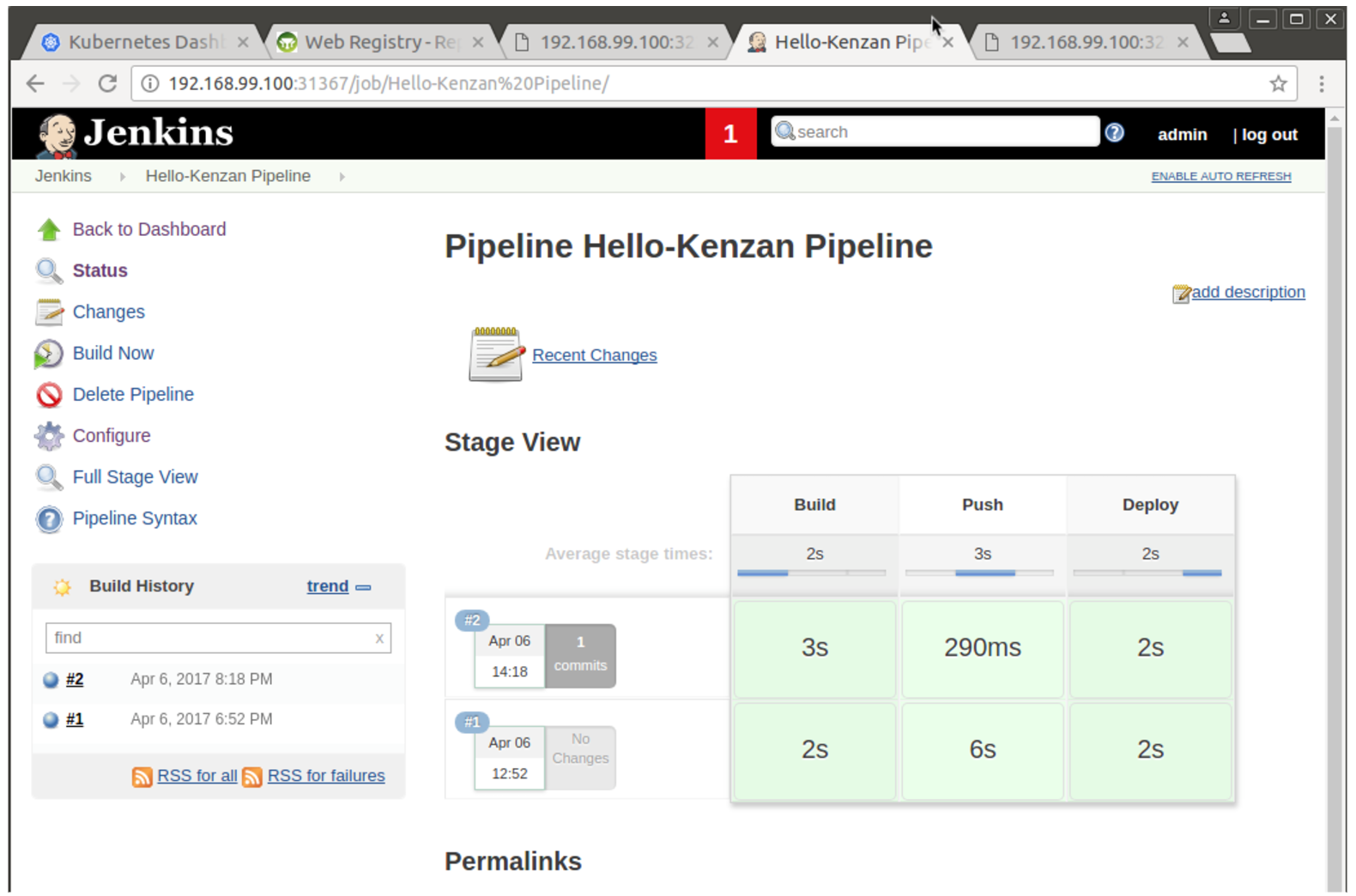 Set Up a CI/CD Pipeline with a Jenkins Pod in Kubernetes