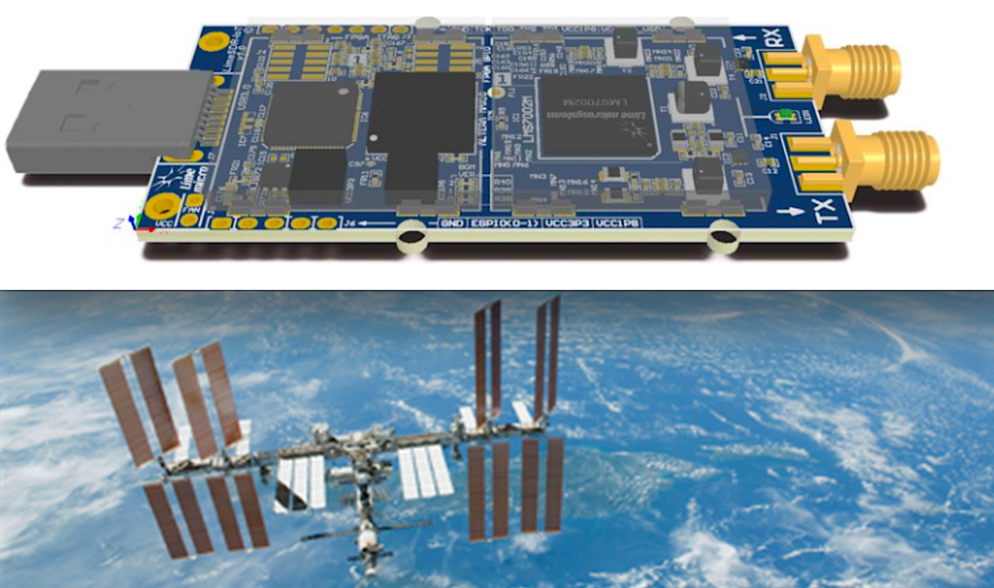 Open Source LimeSDR Mini Takes Off in Satellites - Linux com