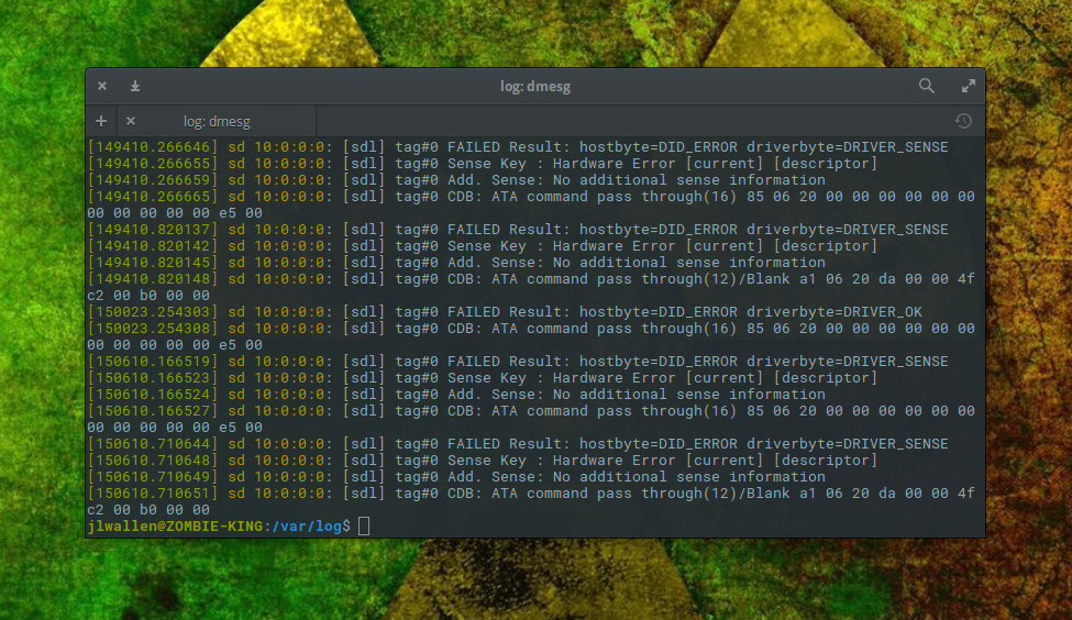Viewing Linux Logs from the Command Line - Linux com