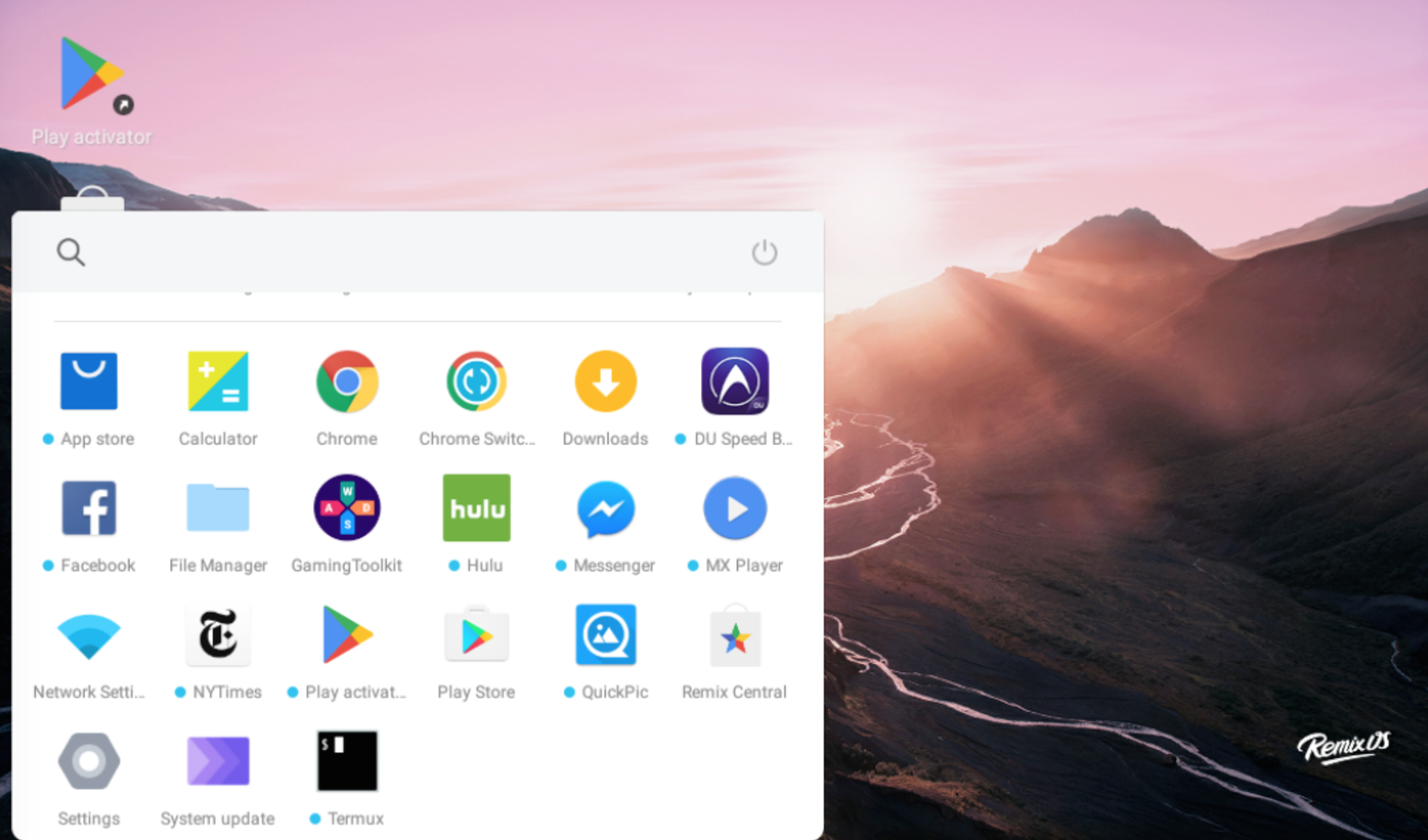 Remix OS: Is This the Droid You Were Looking For? - Linux com