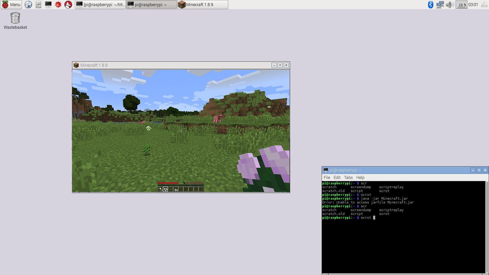 How to Build a Minecraft Server with Raspberry Pi 3 - Linux com