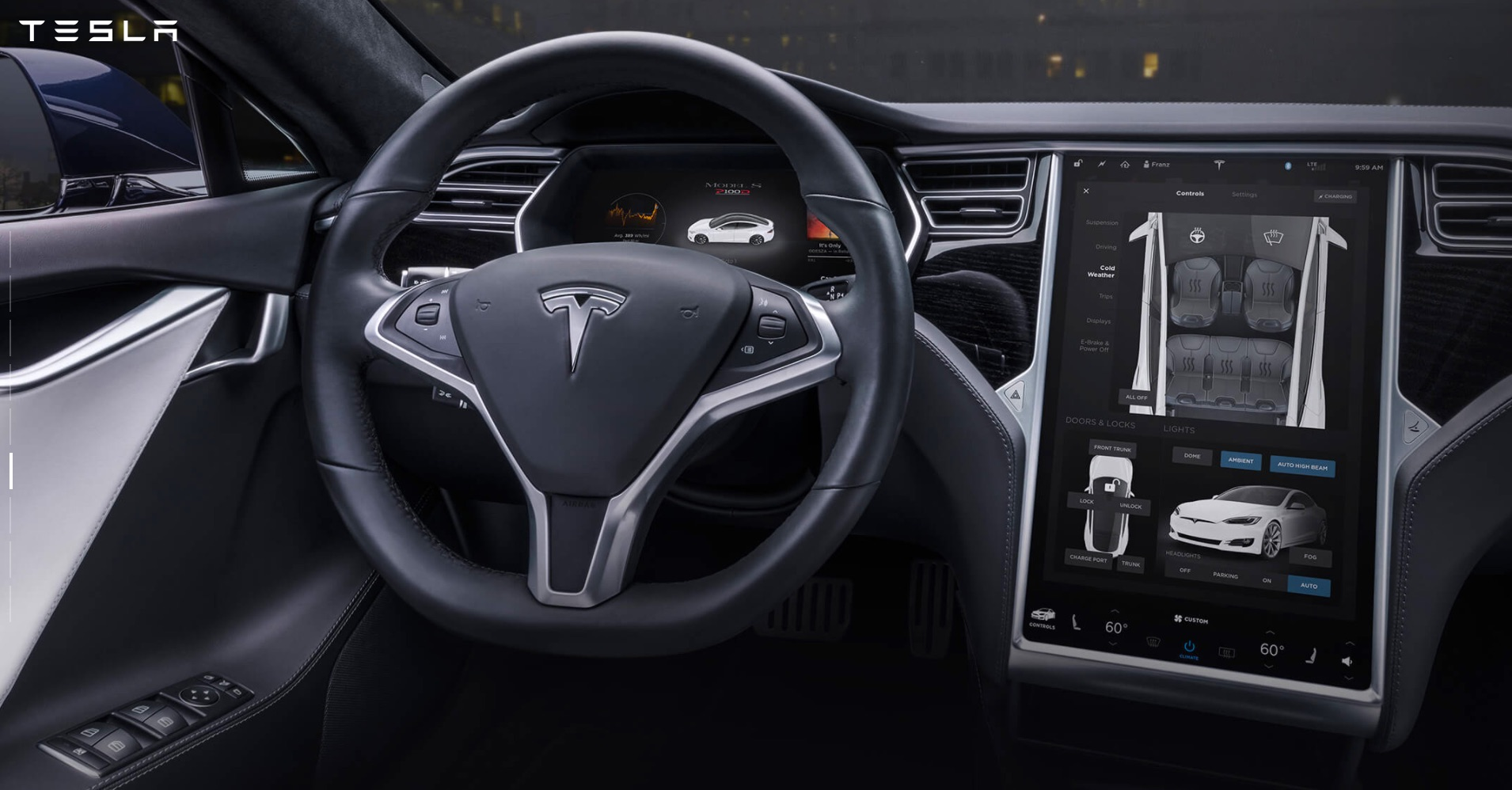 Tesla Starts to Release its Cars' Open-Source Linux ...