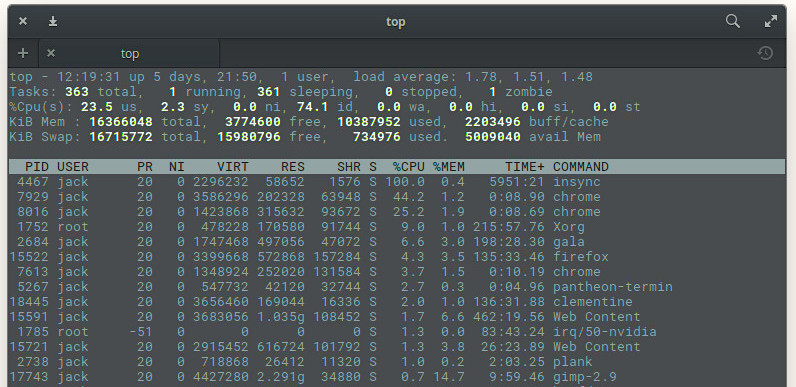 5 Commands for Checking Memory Usage in Linux - Linux com